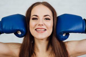 运动时保护牙箍的最佳方法